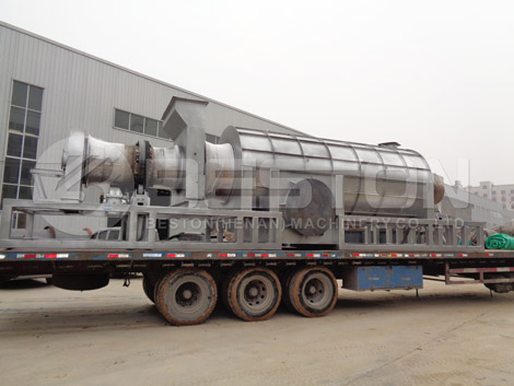 Charcoal Making Plant For Delivery