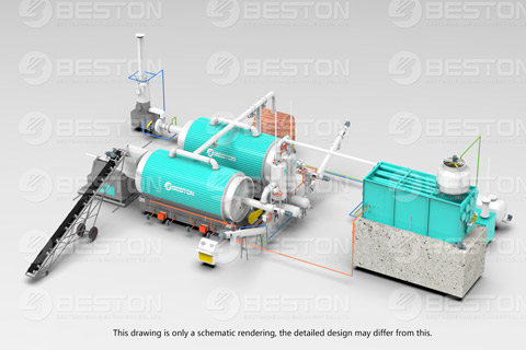 Charcoal Manufacturing Equipment